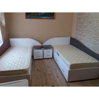 Paturi duble - pat pentru dormitor copii Acasa la comanda design individual pret accesibil, livrare , credit , transfer, mo...