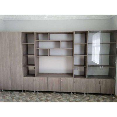 книжный шкаф и телевизор Главная на заказ по индивидуальному дизайну доступная цена, современная мебель, в кредит, трансфер, ...