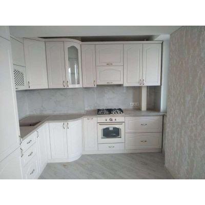 современная классическая кухня - белая Главная на заказ по индивидуальному дизайну доступная цена, современная мебель, в кред...