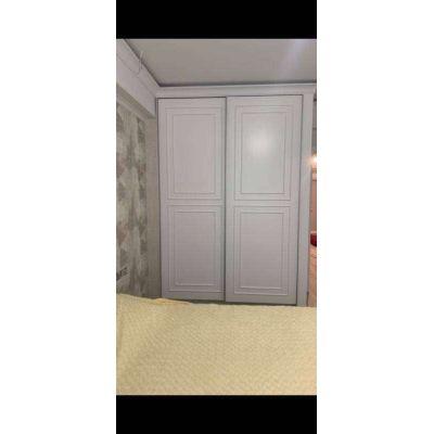 встроенный навесной шкаф Главная на заказ по индивидуальному дизайну доступная цена, современная мебель, в кредит, трансфер, ...