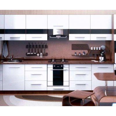 Кухня Арли Главная на заказ по индивидуальному дизайну доступная цена, современная мебель, в кредит, трансфер, в рассрочку