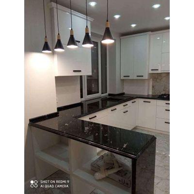 Bucătarie moderna - cu lumini Главная на заказ по индивидуальному дизайну доступная цена, современная мебель, в кредит, транс...