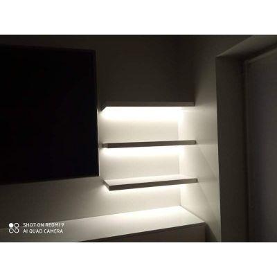 современная маленькая белая кухня Главная на заказ по индивидуальному дизайну доступная цена, современная мебель, в кредит, т...